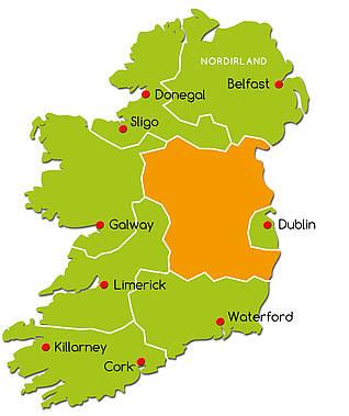 Die Midlands Und Der Osten Irland Reise Net